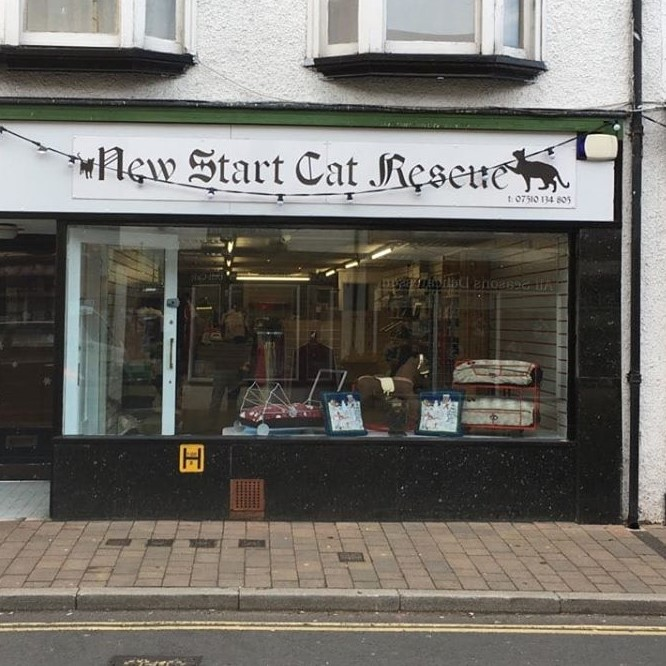 NSCR Newent Charity Shop
