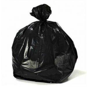 Black Bin bag